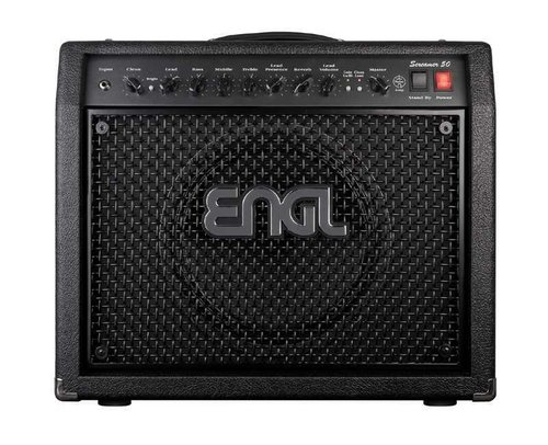 AMPLIFICADOR GUITARRA ENGL SCREAMER E330 50W + PEDAL Z5