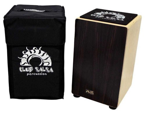 CAJON FLAMENCO CLUB SALSA F830108