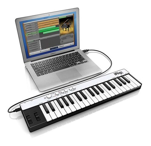 TECLADO MIDI IRIG KEYS LIGHTINING