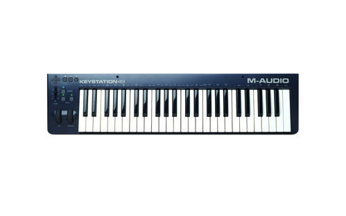 TECLADO CONTROLADOR USB M-AUDIO KEYSTATION 49 II