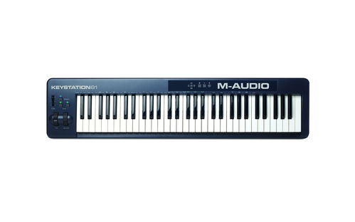 TECLADO CONTROLADOR USB M-AUDIO KEYSTATION 61 II