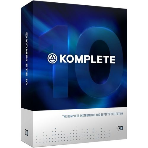 NATIVE INSTRUMENTS KOMPLETE AUDIO 10