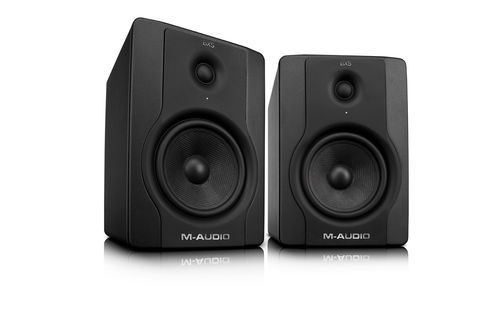 MONITOR ESTUDIO BIAMPLIFICADO M-AUDIO BX5 D2 (PAREJA)