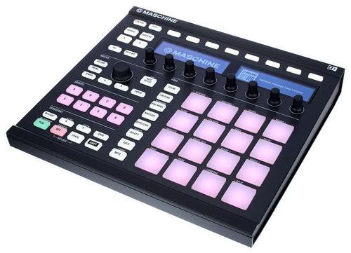 CONTROLADOR HARDWARE/SOFTWARE MASCHINE MKII