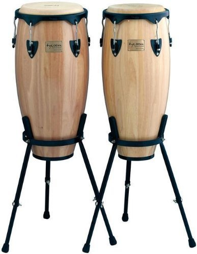 "CONGAS TYCOON 10"" 11"" (SET) TY800590"
