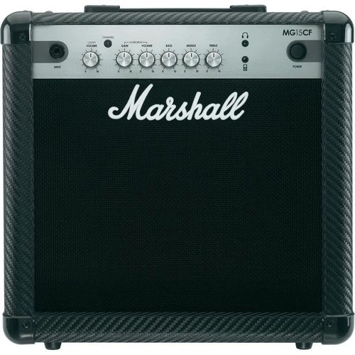 AMPLIFICADOR GUITARRA MARSHALL 15W MG15CF