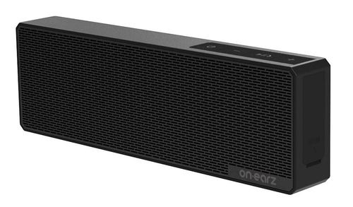 ALTAVOZ ON-EARZ BLUETOOTH 2X5W ULTRA SLIM P220