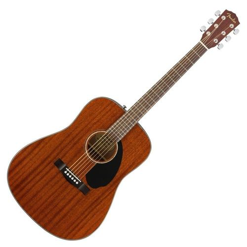 GUITARRA FENDER ACUSTICA CD60S ALL MAHOGANY