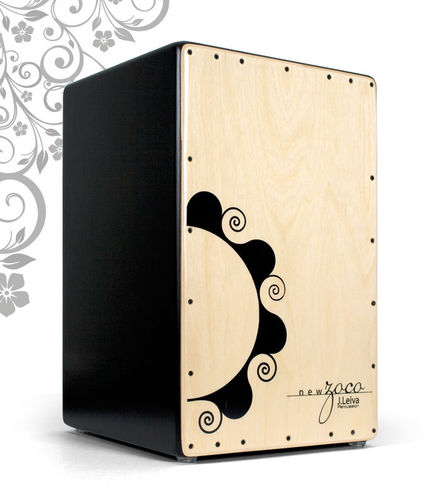 CAJON FLAMENCO LEIVA PERCUSSION ZOCO