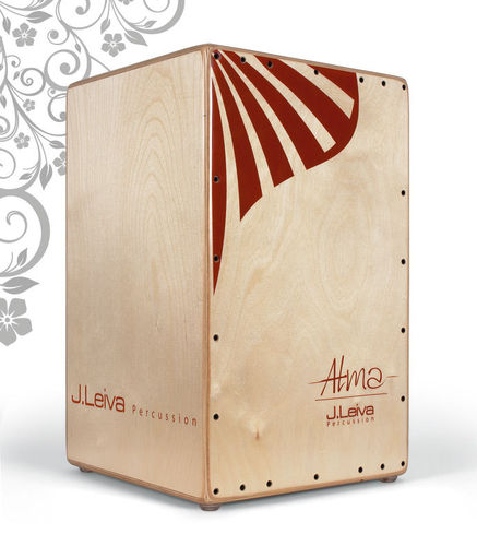 CAJON FLAMENCO LEIVA PERCUSSION ALMA