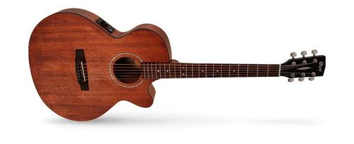 GUITARRA CORT ELECTRIFICADA OPEN PORE WALNUT