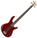 BAJO CORT 4 CUERDAS OPEN PORE BLACK CHERRY