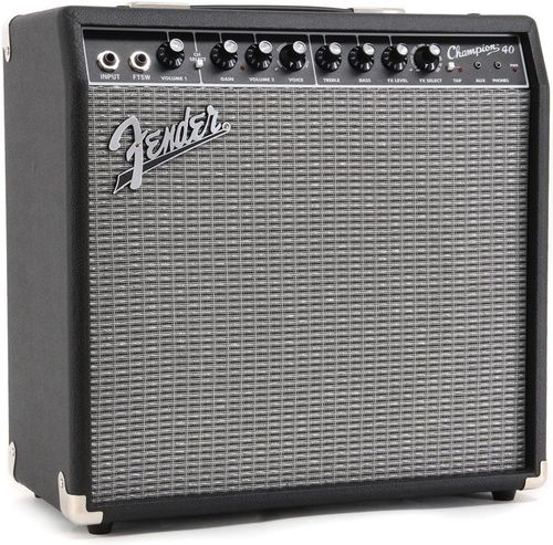 AMPLIFICADOR FENDER GUITARRA CHAMPION 40W