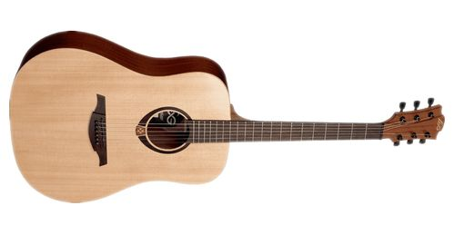 GUITARRA LAG ACUSTICA DREADNOUGHT NATURAL T70D