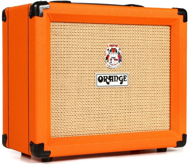 AMPLIFICADOR ORANGE 20 W CRUSH20RT