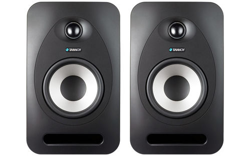 PAREJA MONITOR TANNOY AMPLIFICADO 75 W REVEAL502